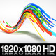 Colorful Abstract Vector Lines into 3D Logo Reveal - VideoHive Item for Sale