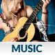 Open Mic Flyer & Poster Templates - GraphicRiver Item for Sale
