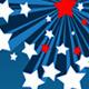 American Starburst Background - GraphicRiver Item for Sale