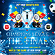 Champions League Poster - GraphicRiver Item for Sale