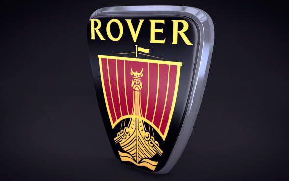 Rover Logo - 3DOcean Item for Sale