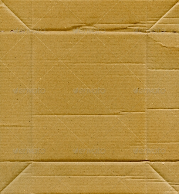 Cardboard background - Miscellaneous Textures
