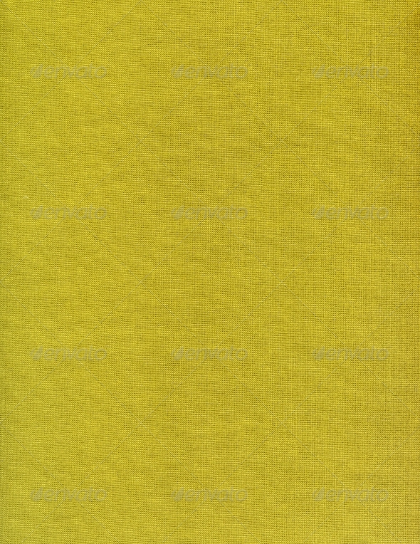 Yellow canvas - Fabric Textures