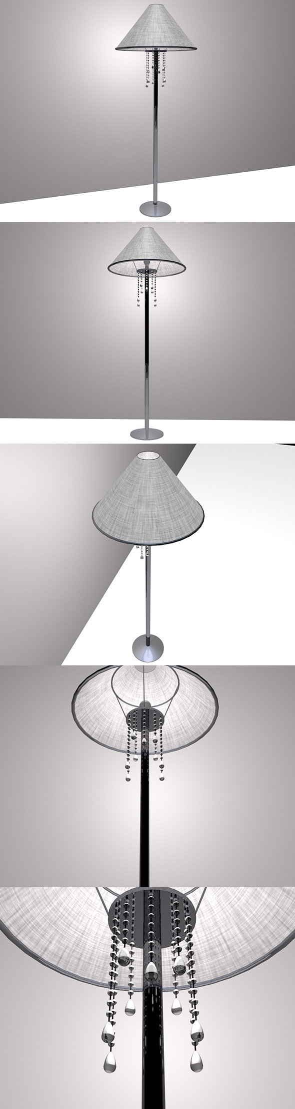 Lamp Shade - 3DOcean Item for Sale