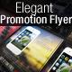Elegant & Modern Promotion A5 Flyer  - GraphicRiver Item for Sale