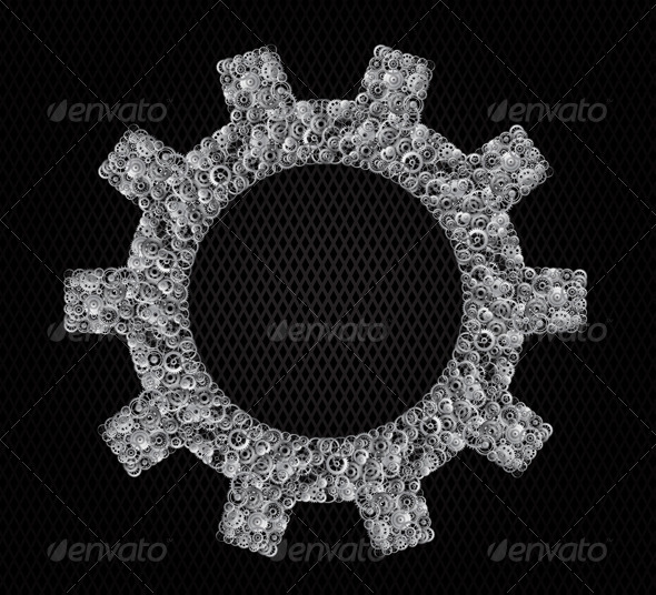 Gear made of Gears - Technology Conceptual