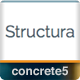 Structura Responsive Multi-Purpose Concrete5 Theme Nulled