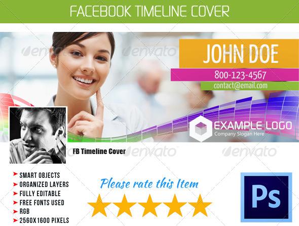 FB Timeline Cover 006 - Facebook Timeline Covers Social Media