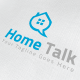 Home Talk Logo - GraphicRiver Item for Sale