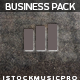 Business Pack - AudioJungle Item for Sale