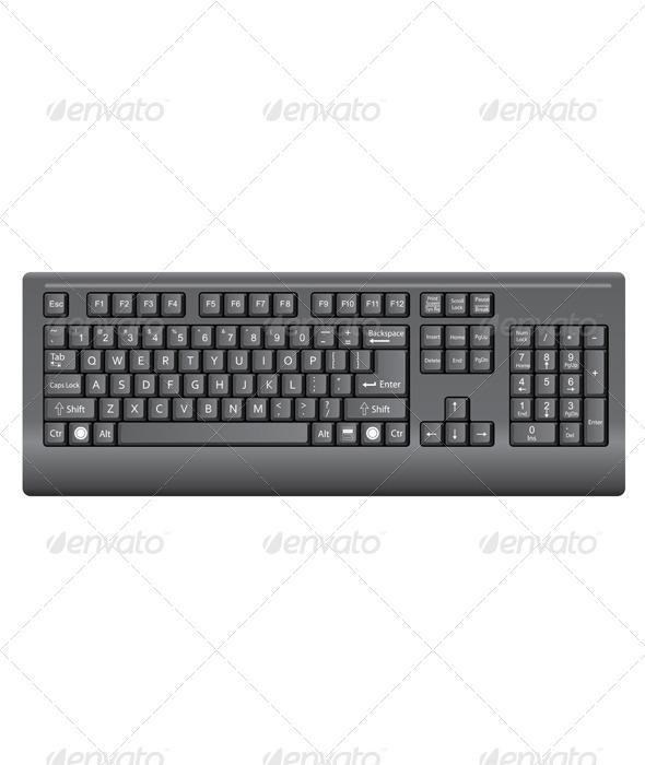 Keyboard - Computers Technology