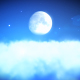 Beautiful Moonlight Scene Full Screen Loop - VideoHive Item for Sale
