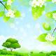 Green Landscape - GraphicRiver Item for Sale