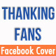 Thanking Facebook Fans Cover - GraphicRiver Item for Sale