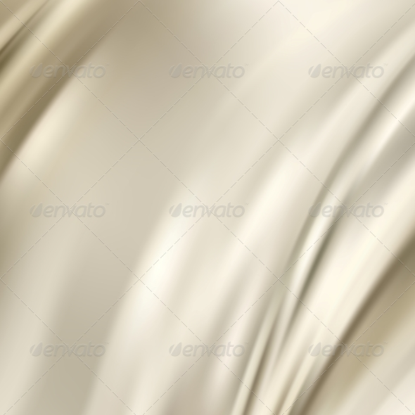 White Silk Backgrounds - Fabric Textures