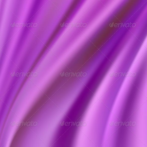 Pink Silk Background - Fabric Textures