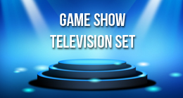 Game Show Television Set