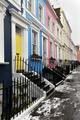 Pastel houses street - PhotoDune Item for Sale