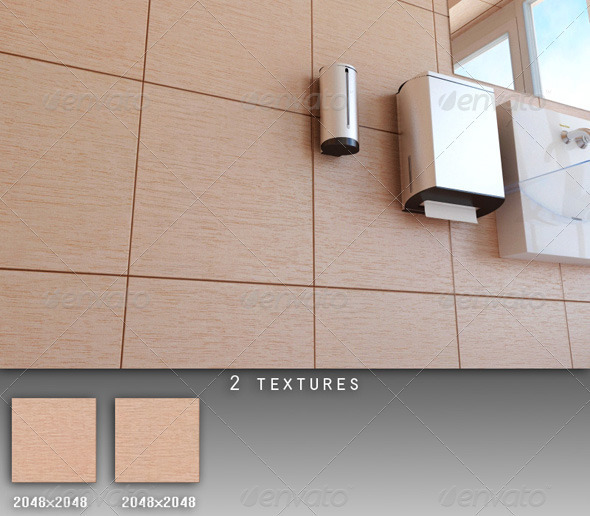 Professional Ceramic Tile Collection C025 - 3DOcean Item for Sale