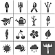 Gardening Icons - GraphicRiver Item for Sale