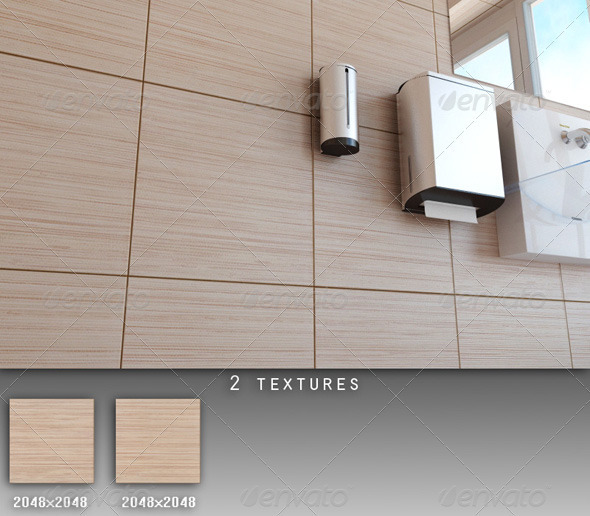 Professional Ceramic Tile Collection C028 - 3DOcean Item for Sale