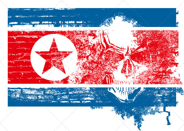 North korea concept by leedsn graphicriver north korea concept conceptual vectors toneelgroepblik Images