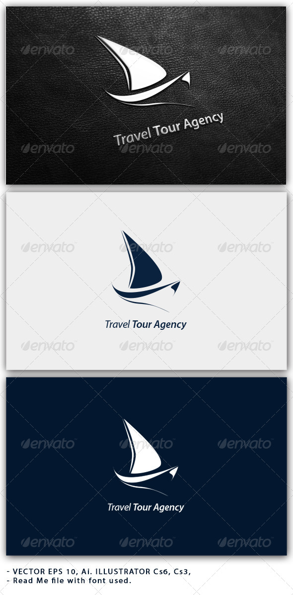 Travel Tour Agency Logo - Logo Templates