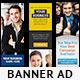 Corporate Banner Set Bundle 3.0 - GraphicRiver Item for Sale