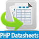 PHP DataSheets - Excel Like Data Grid Editor - CodeCanyon Item for Sale
