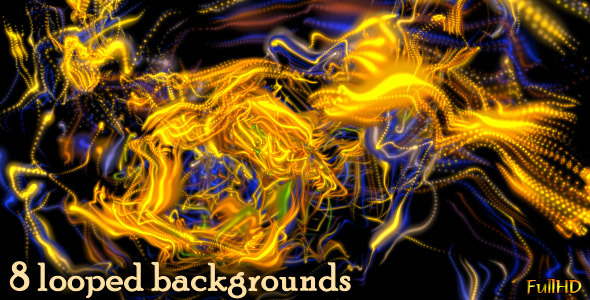 Rotating Backgrounds (8-pack)