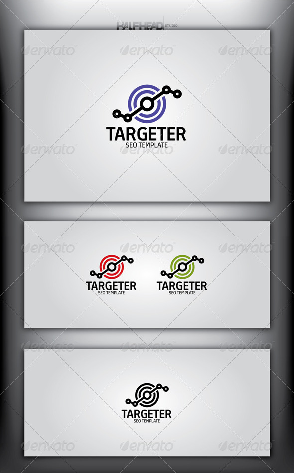 Targeter Logo Template - Symbols Logo Templates