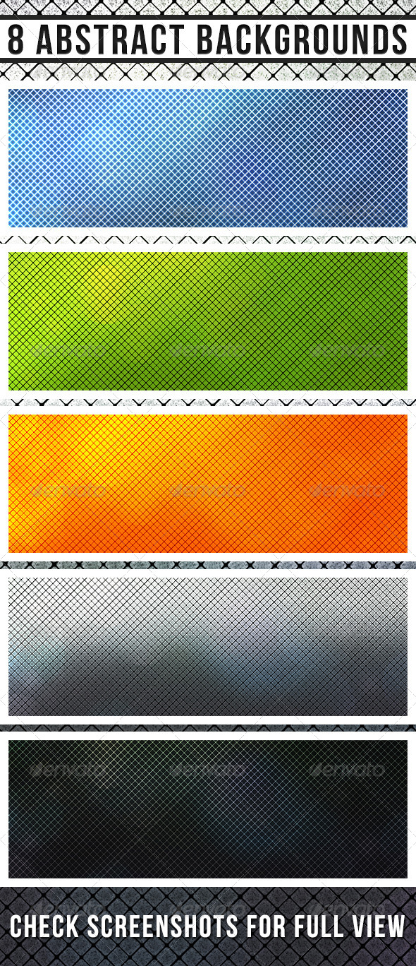 Square Abstract Backgrounds - Abstract Backgrounds