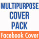 Multipurpose Facebook Timeline Cover Pack - GraphicRiver Item for Sale