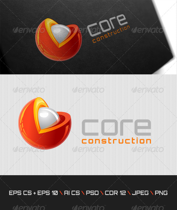 Core Logo - Vector Abstract