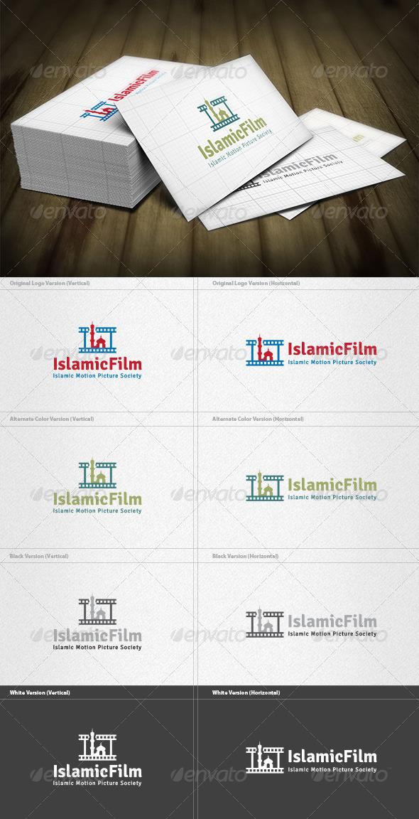 Islamic Film Logo - Symbols Logo Templates