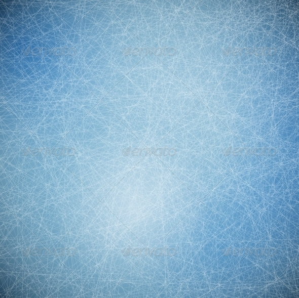 Ice Background - Backgrounds Decorative