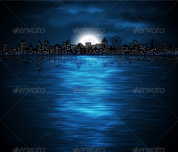 Night City - Landscapes Nature