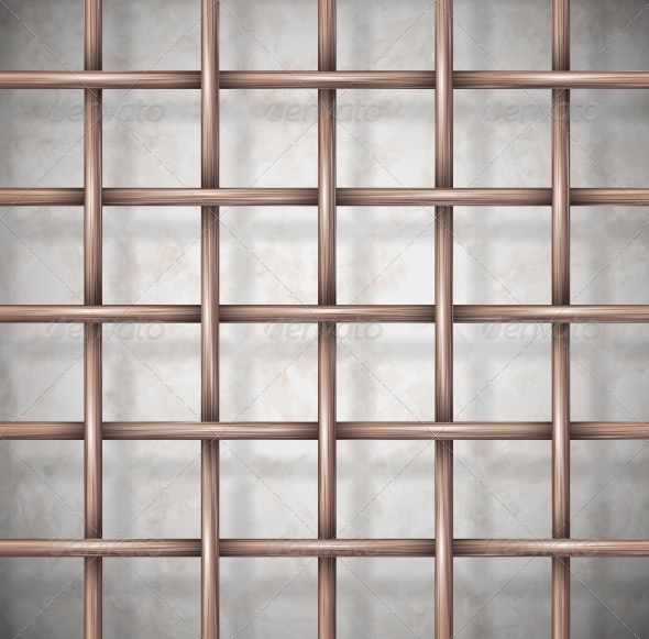Background the Cage - Backgrounds Decorative