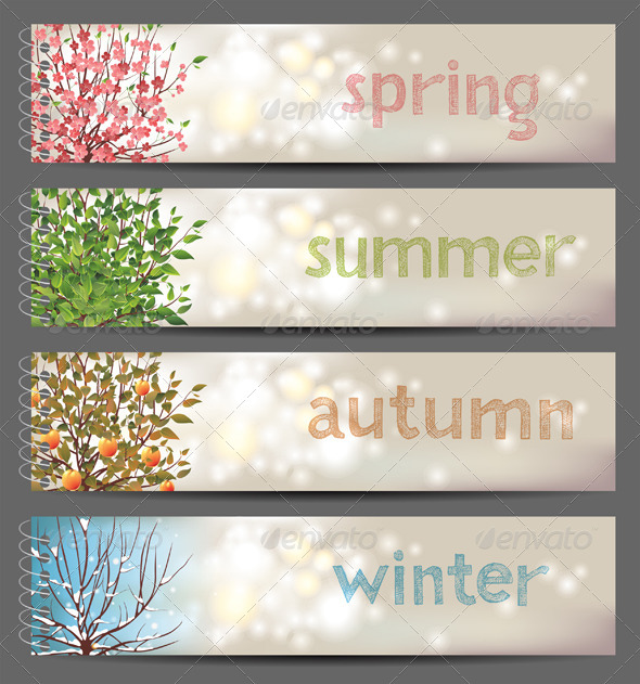 4 Seasons - Seasons Nature
