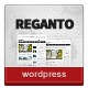 Reganto - Massive Magazine Theme Nulled