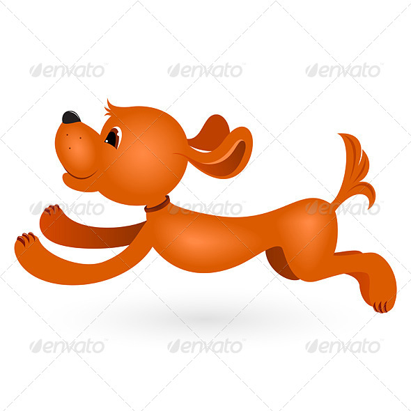 Cartoon Dog - Animals Characters