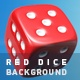 Red Dice Background - VideoHive Item for Sale