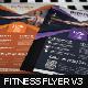 Fitness Flyer V3 - GraphicRiver Item for Sale