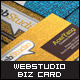 Web Studio Business Card - GraphicRiver Item for Sale