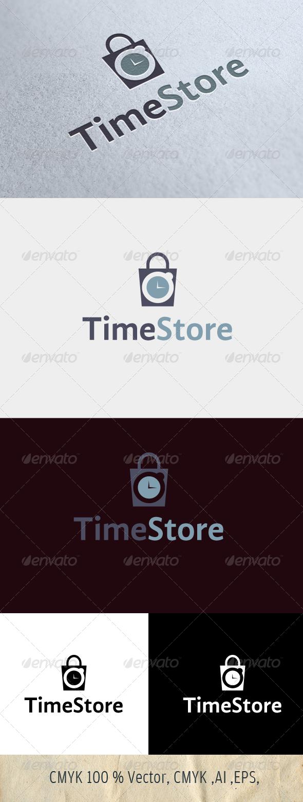 Timestore - Symbols Logo Templates