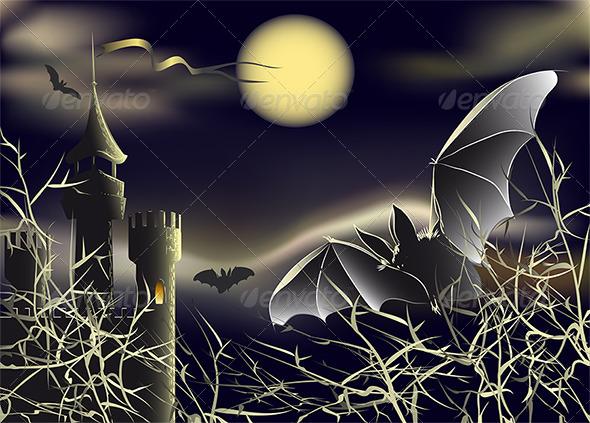 The Halloween Landscape - Halloween Seasons/Holidays