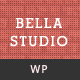Bella Studio - Creative Portfolio Wordpress Theme - ThemeForest Item for Sale