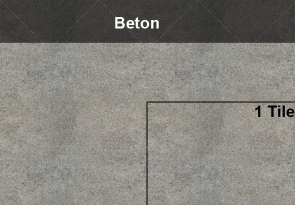 Beton Texture Seamless Tileable - 3DOcean Item for Sale