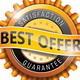 Best Offer Labels Illustration - GraphicRiver Item for Sale