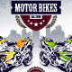 Two Sport Motorbikes - GraphicRiver Item for Sale